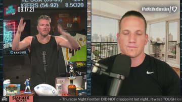 Colts Doing In-Season Hard Knocks – The Pat McAfee Show