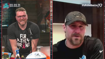 Dan Campbell On Working With Analytics - The Pat McAfee Show