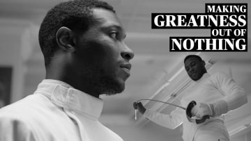From the Bronx to Brazil.How fencing Olympian, Daryl Homer, beat the odds and became the first American in over 100 years to win silver in individual men's saber.He aims for gold in 2020.