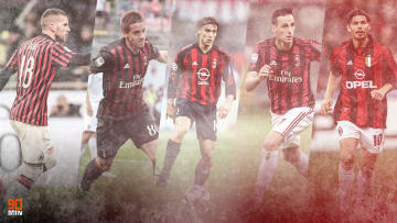 I giocatori croati che hanno vestito la maglia del Milan