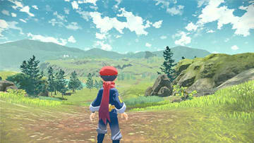 Pokémon Legends Arceus is an up-and-coming open-world  RPG set in the Pokémon universe.