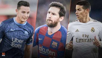 Messi fait l'actu mercato