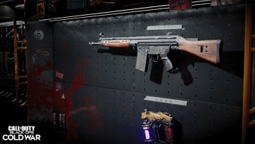 Season Five is bringing new Unlock Challenges for the C58 assault rifle in Call of Duty: Black Ops Cold War Multiplayer and Zombies.