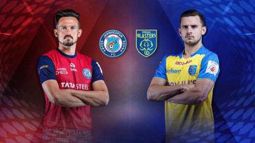 Jamshedpur FC vs Kerala Blasters FC
