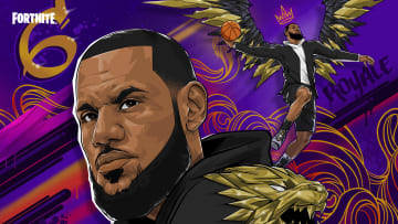 Basketball superstar Lebron James has officially joined Epic Games' cosmetic Fortnite Icon Series.
