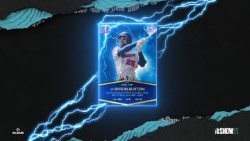 MLB the Show 21 has just released Byron Buxton's 95-overall diamond card, here's how to obtain it. | Photo by MLB, Sony San Diego