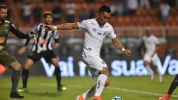 Uribe praticamente não jogou com Sampaoli