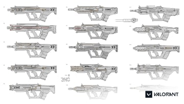 Valorant Patch 2.03 saw several weapon changes added to the game