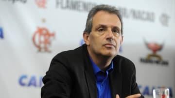 Luiz Eduardo Baptista, o BAP, é vice-presidente de relações externas do Flamengo.