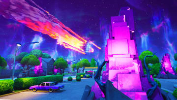 Rift Zones might be returning to Fortnite