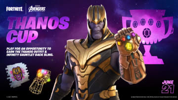 How to get the Thanos skin in Fortnite Season 7, explained.