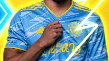 Nuevo jersey de Philadelphia Union 2021