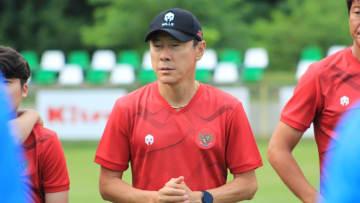 Shin Tae-yong, pelatih Timnas Indonesia (Laman Resmi PSSI)