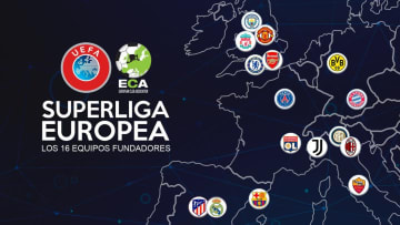 The ideation of the European Super League is underway