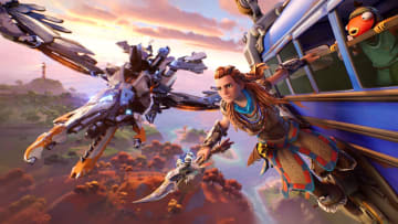 Aloy's skin will arrive in Fortnite on April 15.
