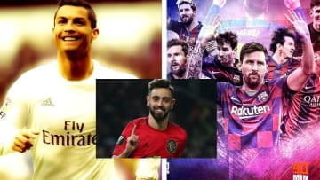 Cristiano Ronaldo and Lionel Messi highest rated players on FIFA 21