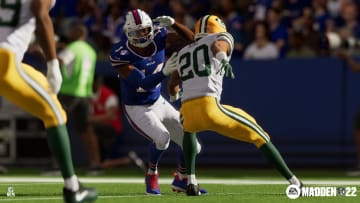Madden 22 aims to bring plenty of new features and improvements to the series.