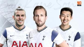 Le trio offensif que pourraient aligner les Spurs.