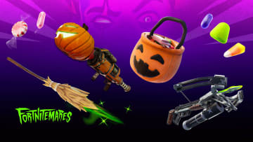 Fortnite Candy locations can be found all over the map.