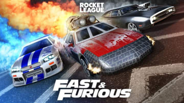 Newest Rocket League x Fast & Furious Event Promo