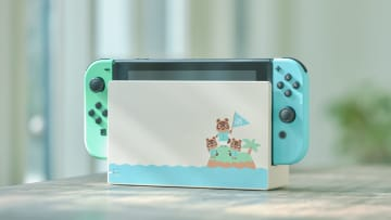 Animal Crossing Switch Console has been re-released by Nintendo — find out where you can secure one.