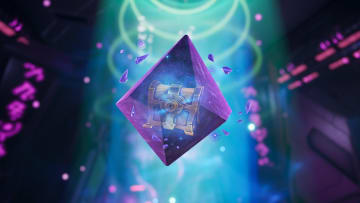 A Cosmic Chest as seen in a cinematic