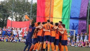O esporte é para todos: conheça a Champions Ligay, uma liga feita por e para a comunidade LGBT+.
