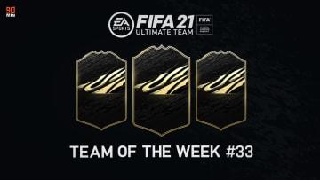 Il TOTW 33 di FIFA 21 Ultimate Team
