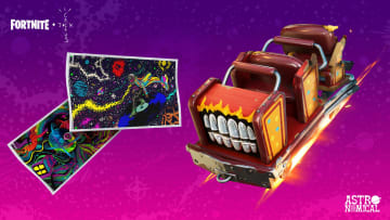 The Astroworld Cyclone Glider will be one of the newest cosmetics for players to get in Fortnite and here's how to earn the glider.