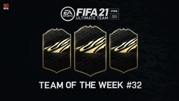 Il TOTW 31 di FIFA 21 Ultimate Team