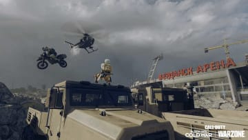 The HARP is a new killstreak in Warzone Season 4 that functions as an Advanced UAV, but stays activate for much longer.
