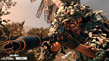 DBLTAP's sniper rifles tier list for Call of Duty: Warzone, updated for June 2021.