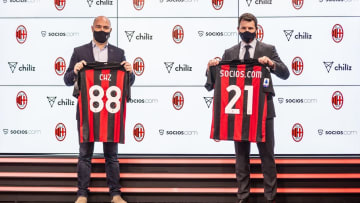 Milan have joined Barcelona and Juventus on Socios