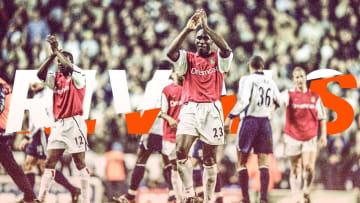 Sol Campbell spielte für Arsenal und Tottenham
