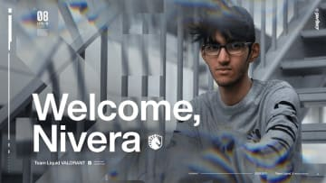 "Nabil ""Nivera"" Benrlitom has joined Team Liquid's Valorant roster."