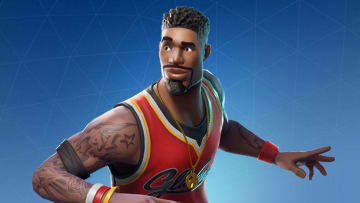 Fortnite Jumpshot Skin released on June 2018
