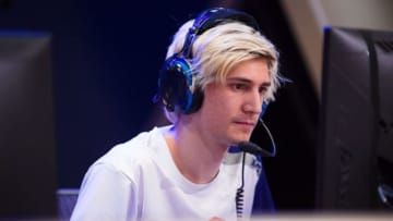 xQc during his play as a pro OW player