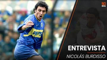 Entrevista exclusiva con Nicolás Burdisso