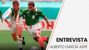 Entrevista exclusiva con Alberto García Aspe