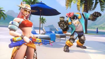 5 Best Overwatch Summer Games 2021 Skins
