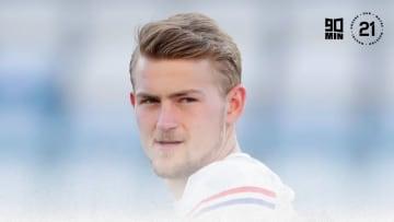 Matthijs de Ligt will not play in the Netherlands' Euro 2020 opener