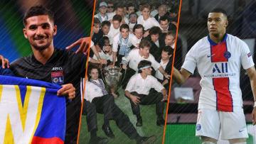 L'OL face à Manchester City lors du Final 8, Le succès de l'OM en 1993 et la masterclass de Mbappé face au FC Barcelone.