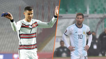Cristiano Ronaldo and Lionel Messi join hands in donation for treatment of a baby in Serbia
