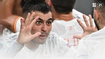 Pedri was a standout at Euro 2020
