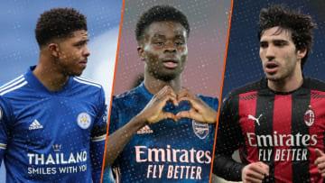 Wesley Fofana, Bukayo Saka et Sandro Tonali seront parmi les joueurs à suivre de cette Europa League.