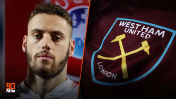 Nikola Vlasic can't wait to get started at West Ham