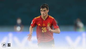 Pedri was Spain's best player against Sweden in their Euro 2020 opener