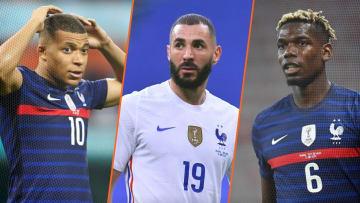 Mbappé, Benzema et Pogba ont tous les 3 des bilans différents de cet Euro.
