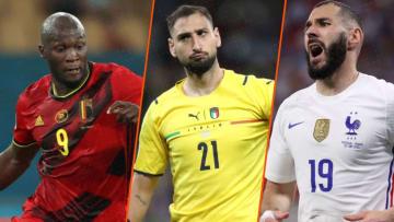 Lukaku, Donnarumma et Benzema font partie des stars de ce FInal Four