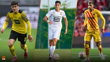 Giovanni Reyna, Nayef Aguerd et Araujo ont vu leur cote exploser sur FIFA 22.